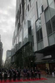開業した複合施設「渋谷ストリーム」。新たなにぎわいの核として注目されている
