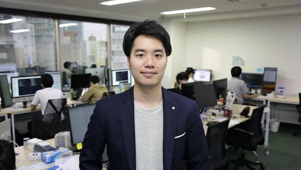 Ginco森川夢佑斗社長――仮想通貨、アプリで自衛
