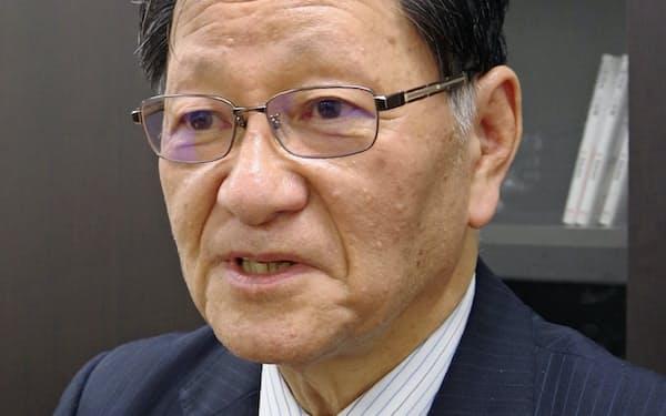 日本社会事業大学長の神野直彦氏