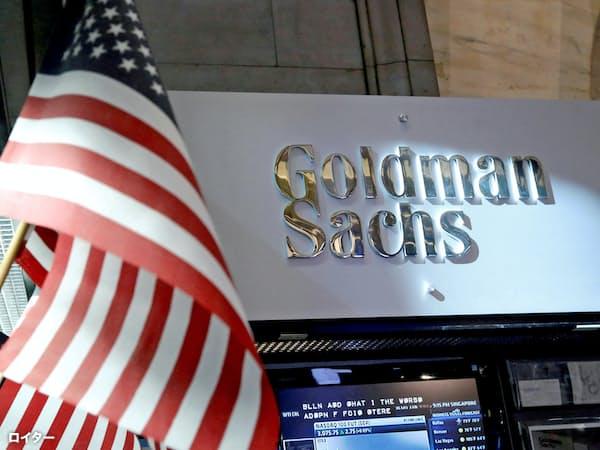 ゴールドマンの新布陣は投資銀行部門の勢いを示した=ロイター
