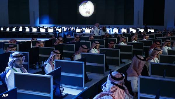 中東、自由なき情報化