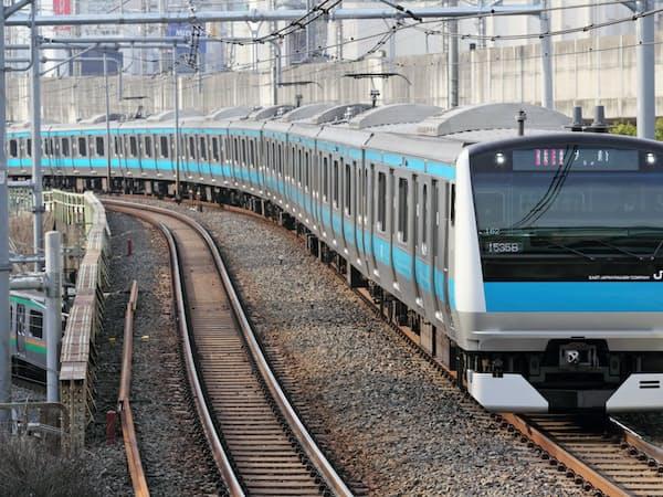 京浜東北線(JR東日本提供)