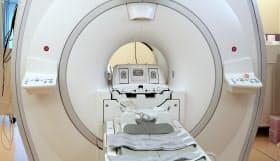 がんの診断数を初めて実測値で公表した(写真は国立がん研究センター中央病院の高度な診断装置)