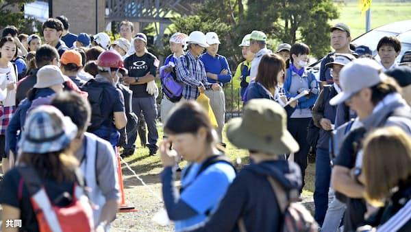 3連休ボランティア続々 北海道地震の被災地