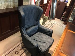 自民党総裁の椅子