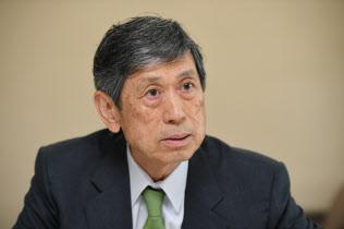 高村正彦自民党副総裁