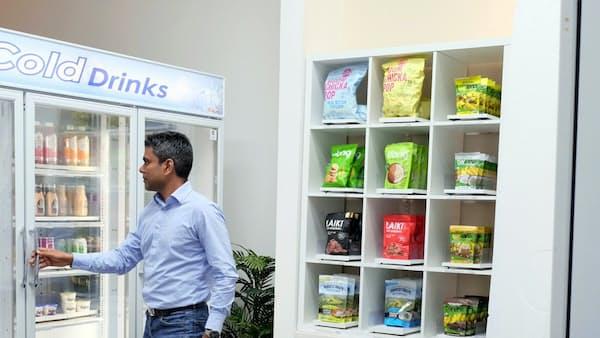 無人レジ、中小商店でも可能に 米社が技術開発