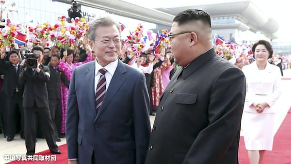 韓国大統領、南北融和なぜ急ぐ?