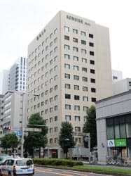 愛知県の商業地で上昇率トップだった「名古屋鴻池ビルディング」(名古屋市中区)