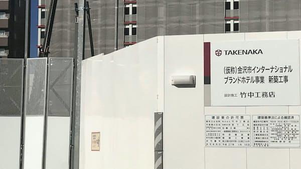 ホテルラッシュ 不安も抱え 石川、五輪後不透明 過剰の懸念