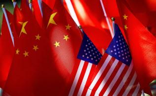 トランプ米政権は対中関税の第3弾を24日に発動すると発表した(AP)