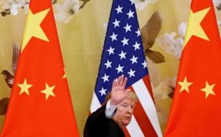 米中の関税発動の応酬が止まらない(ロイター)