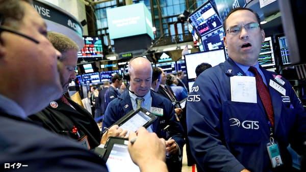 米株、脱「貿易戦争」は本物か