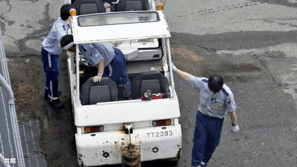 作業車両200台が浸水 関空「回避へ対策不十分」