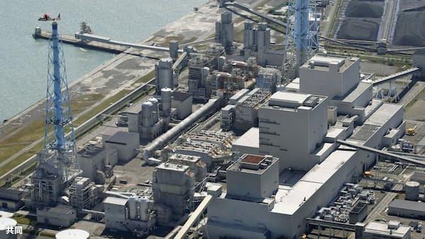 苫東厚真1号機が再稼働 地震による節電要請は解除