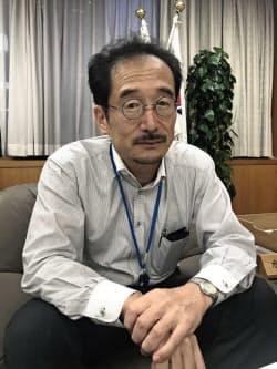 IWCの結果は残念だが「商業捕鯨を目指す方針に変わりはない」と話す水産庁の長谷成人長官