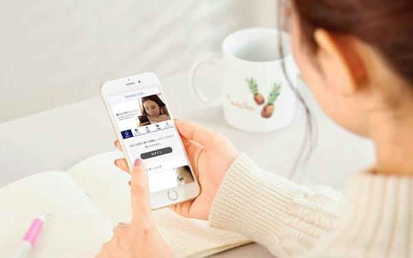 スマホアプリで不動産管理会社に手軽に連絡できる