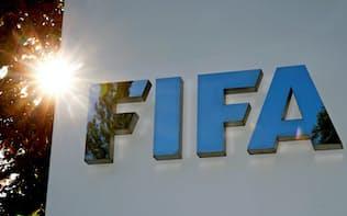 FIFA本部があるチューリヒでミーティングに参加することもある=ロイター