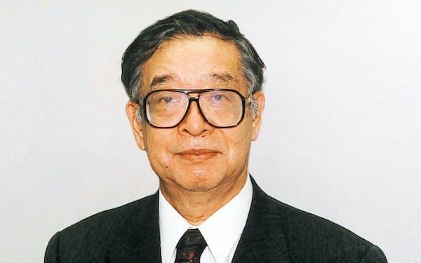 金森久雄・元日本経済研究センター理事長