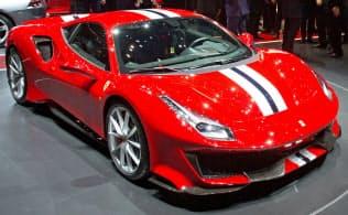 3車種がある同社のスポーツカーはすべて、21年までにハイブリッド車となる=ロイター