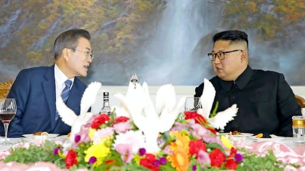 非核化の工程表づくり焦点に 北朝鮮、視線は米朝協議
