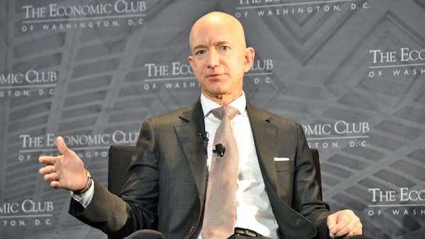 ベゾス氏も見誤る? アマゾンに貿易摩擦の影