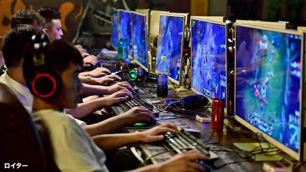 ゲーム株、中国規制に翻弄 テンセント巡り一喜一憂