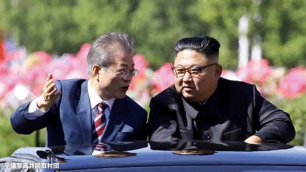 韓国大統領、政権浮揚へ焦り 北朝鮮との融和加速