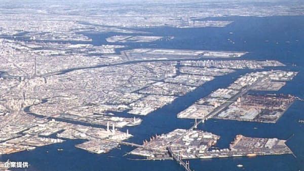 技術革新と産業観光 京浜臨海部整備の柱に、横浜市