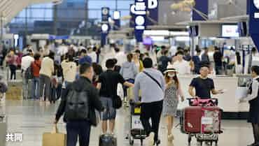 関空ターミナル21日全面再開 貨物復旧なお時間