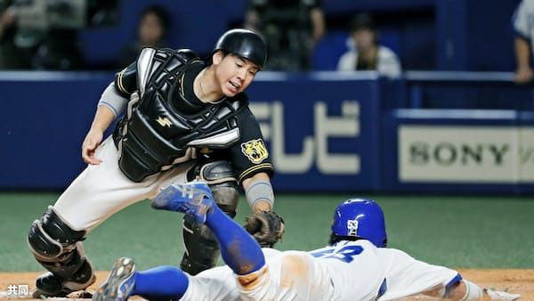 阪神・梅野、メディア対応「満点」のグッドガイ