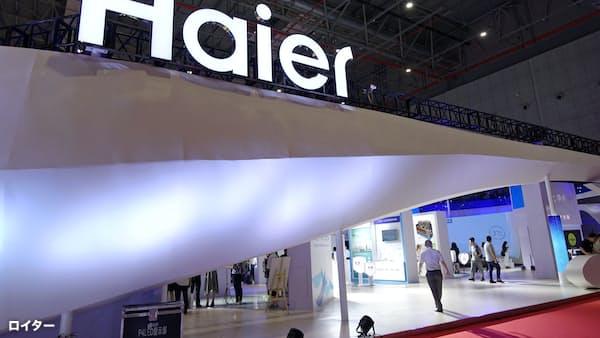 ハイアール、傘下GE家電製品の中国発売を見合わせ