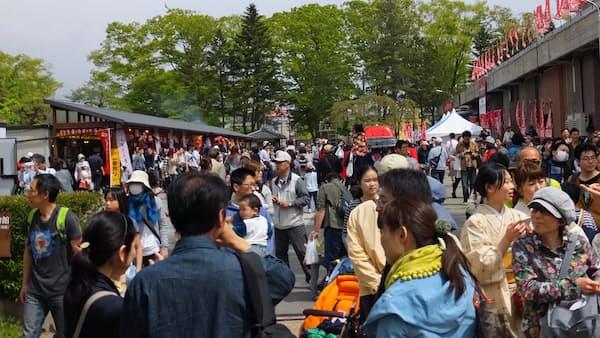 17年の長野県観光消費1.3%減 稼ぐ観光地づくり急務