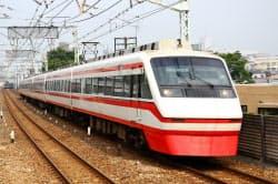 東武鉄道の特急「りょうもう」