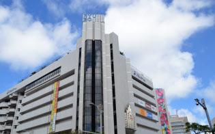 5期連続増収のデパートリウボウ(那覇市)