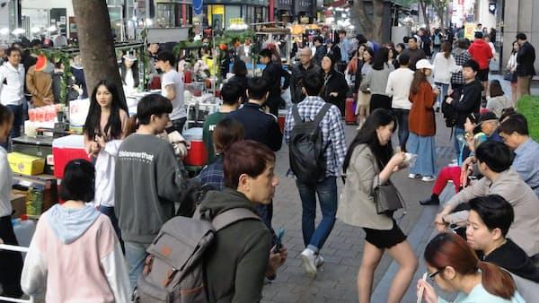 日系ホテル、ソウルで倍増