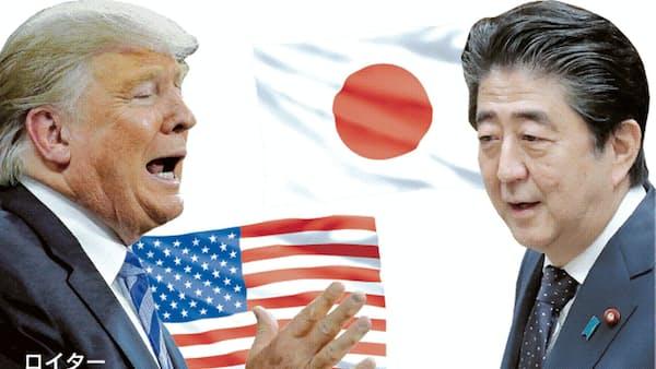 対米関税協議を視野 政府 車への発動回避狙う