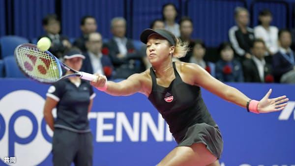 大坂が2年ぶり決勝へ、加藤・二宮組は日本勢初V 東レテニス