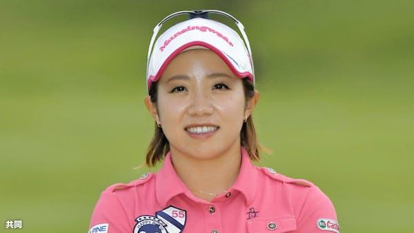 大江が2年ぶり3勝目 ダンロップ女子ゴルフ