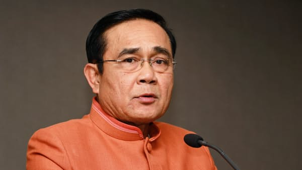 タイ軍事政権トップ、政治家への転身に意欲 総選挙にらみ