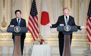日米自動車交渉の行方を産業界が注視している