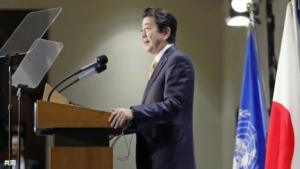 首相、10月2日に内閣改造表明 麻生・菅氏は留任