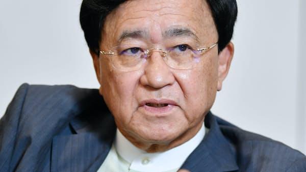 「多国間」標榜 G20は好機、小林喜光・経済同友会代表幹事
