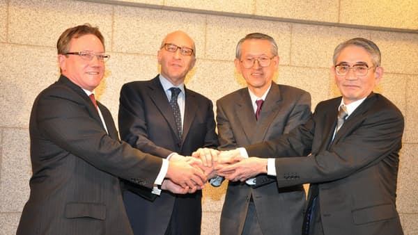 三菱UFJ、幻のモルガン買収 リーマン危機10年