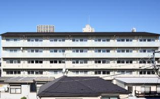 三菱地所レジデンスの1棟リノベ物件(さいたま市)