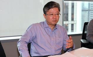 ADBの沢田康幸チーフエコノミストは生産網への打撃に警鐘を鳴らす