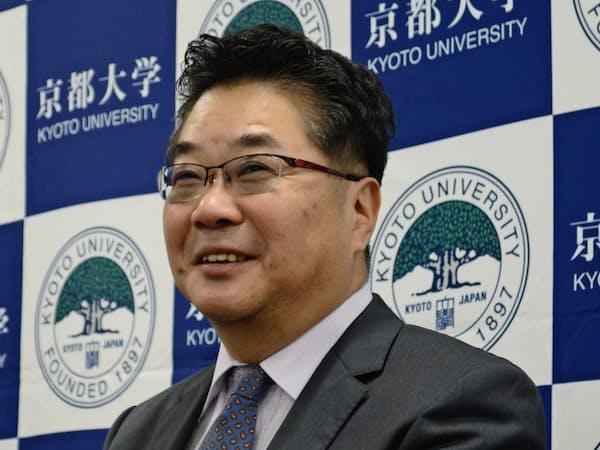 京都大学の森和俊教授