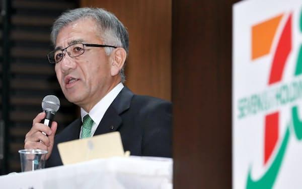 セブン&アイの井阪隆一社長は、鈴木敏文前会長の時代から脱皮できるか