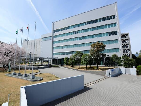 日亜化学工業(徳島県阿南市)は電池材料の増産体制を整備している