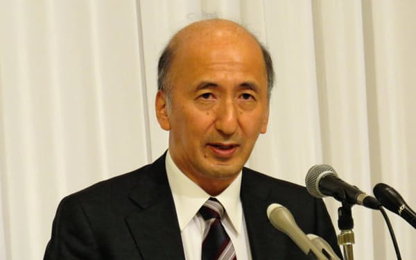 中曽宏・前日銀副総裁